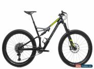 2017 Specialized Rhyme Pro Carbon 6Fattie Womens Mountain Bike Large SRAM X01 for Sale