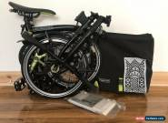 Brompton S2L New York Limited edition for Sale