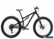 "2016 Salsa Bucksaw Mountain Fat Bike Small 26"" Aluminum SRAM GX 11 Speed for Sale"