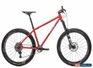 "SyCip Custom Mountain Bike 16in Medium 27.5"" Steel SRAM XX1 RockShox SRAM Roam for Sale"