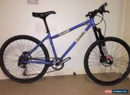 Brodie Catalyst Mtb Road Bike Cro-Moly Shimano Slx Brakes And Gears for Sale