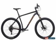 "2017 Salsa Timberjack Mountain Bike X-Large 27.5"" Carbon SRAM GX 1 11s SUNringle for Sale"