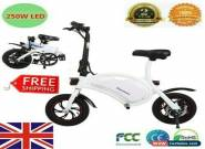 250W Folding Electric Bike Collapsible Bicycle E-BIKE LED City Folder 36V LCD for Sale
