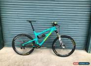 Santa Cruz Nomad 3 CC X01 XL - Lifetime Warranty, Hope, Invisiframe for Sale
