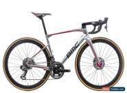 2018 BMC RM01 Road Bike 51cm Carbon SRAM Red eTap 11s SRM Power Meter Zipp 303 for Sale