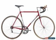 1984 Colnago Mexico Road Bike 56cm Steel Campagnolo Nuova Record 6s Mavic MA40 for Sale