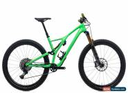 2018 Specialized S-Works Stumpjumper Mountain Bike Large 29 Carbon SRAM Eagle for Sale