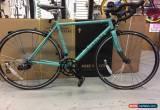 Classic Bianchi Vigorelli Sram Apex 10X2 speed. Road bike.NEW.51cm. Celese for Sale