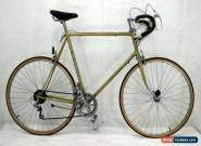 Fuji Gran Tourer Vintage Touring Bike XL 64cm Suntour Dia-compe Steel Cahrity! for Sale