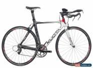 2008 Kuota K-Factor TT Triathlon Bike Medium Carbon SRAM Force 10s for Sale