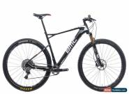 2015 BMC Teamelite TE01 Mountain Bike Large 29 Carbon SRAM XX1 11 Speed DT Swiss for Sale
