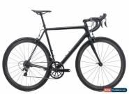 2015 Cannondale SuperSix Hi-MOD Road Bike 56cm Carbon Shimano Dura-Ace Stages for Sale