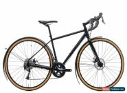 2018 Specialized Sequoia Gravel Bike 52cm Steel Shimano Alivio Sora Disc for Sale