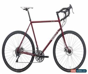 Classic 2015 Surly Disc Trucker Road Bike 62cm Steel Shimano Deore XT 10s Alexrims DH19 for Sale