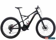 2017 Specialized Turbo Levo FSR 6Fattie Mountain E-Bike X-Large 27.5 Aluminum for Sale