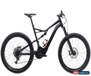 Classic 2017 Specialized Turbo Levo FSR 6Fattie Mountain E-Bike X-Large 27.5 Aluminum for Sale