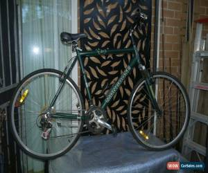 Classic MONGOOSE crossways Urban Road Bike All Alloy 61 cm Frame 21 Speed 700c Wheels for Sale