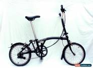 Brompton M6L folding bike 6 speed for Sale
