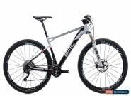 "2013 BMC Team Elite TE02 Mountain Bike 19in 29"" Carbon Shimano XT SLX Fox Mavic for Sale"