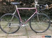 Vintage Roy Swinnerton George Longstaff Built Reynolds 531c 59cm Bicycle Bike for Sale