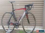 2017 CERVELO S5 56 CM ROAD BIKE Di2 DURA ACE C35 WHEELS PRO SYNCROS for Sale