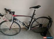 Red/Black Avanti Cadent 1.0 54cm frame - Excellent bike and excellent condition for Sale