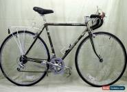 Panasonic Touring Deluxe Vintage Road Bike Small 53cm Dia-compe Steel Charity! for Sale