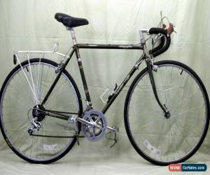 Classic Panasonic Touring Deluxe Vintage Road Bike Small 53cm Dia-compe Steel Charity! for Sale