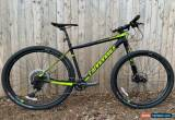 Classic 2018 Cannondale F-Si FSI Hi-Mod Carbon 1 SRAM Eagle DT Swiss 29er - XL - NEW for Sale