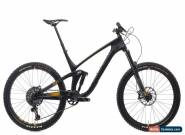 2018 Kona Process 153 CR Mountain Bike X-Large Carbon SRAM GX Eagle 12s WTB Asym for Sale
