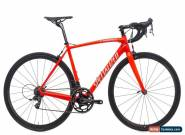 2013 Specialized S-Works Tarmac SL4 LE Road Bike 54cm Carbon SRAM Red 10s for Sale