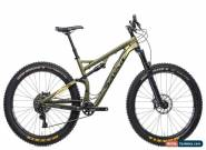 2017 Salsa Pony Rustler Carbon GX1 Mountain Bike Medium 27.5+ SRAM 11s RockShox for Sale