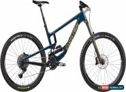 Santa Cruz 2018 Nomad C S Mens Mountain Bike - Blue for Sale