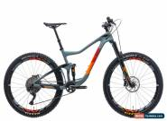 2018 Giant Trance Advanced 2 Mountain Bike Medium 27.5 Carbon Shimano SLX 7000 for Sale