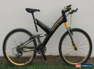 CANNONDALE SUPER-V RAVEN 3000 MOUNTAIN BIKE 19.5 INCH 26 INCH WHEELS 1999 for Sale