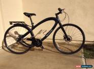 Ellsworth The Ride 3-Speed Patented Design Bike BLACK Medium new / never ridden  for Sale