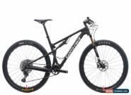 2018 Santa Cruz Blur CC Mountain Bike Large 29 Carbon SRAM XX1 Eagle 12s for Sale