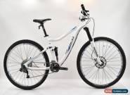 Norco 2012 Shinobi 3 Full Suspension MTB M White/Blue NEW OLD STOCK for Sale