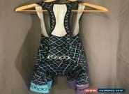 Fondo Bike Bibs Womens Size XS Multi Coloured Fondo & Trek Badges On The Back for Sale