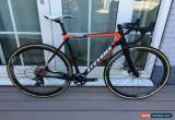 Classic 2019 Stevens Super Prestige disc cyclocross bike, 54, Sram Force CX1, ZIPP  for Sale