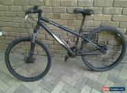 "bike 18 speed 26""wheels mtb nitro black for Sale"
