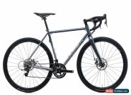 2017 All-City Macho King Cyclocross Bike 52cm Steel SRAM Rival 11s HED Belgium + for Sale