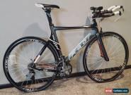 FELT B16 Carbon Ultegra Tri/TT Triathlon Bike for Sale