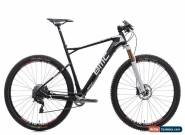 "2015 BMC Team Elite TE01 Mountain Bike Large 29"" Carbon Shimano 1x10 Fox for Sale"