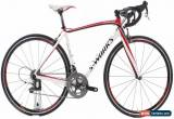 Classic USED 2012 Specialized S-Works Amira 54cm Carbon Road Bike SRAM Red 10 Speed for Sale