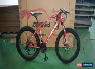 """26""""  RED  beach city  Bicycle Mountain Cruiser Bike 21 Speed  not folding for Sale"""