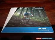 Giant 2014 Catalogue Mountain Bike  for Sale