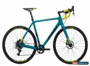 2019 Jamis Supernova Elite Cyclocross Bike 56cm Carbon SRAM Rival 1 11s ATD 470 for Sale