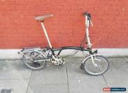 Brompton M6R folding bike shipping worldwide available  for Sale