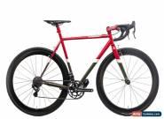 2013 Speedvagen Cross Machine Cyclocross Bike 53cm Campagnolo Super Record EPS for Sale